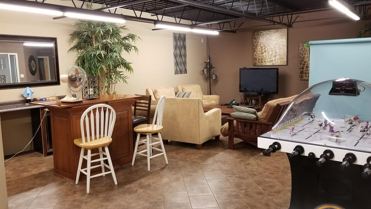 Cool Office: U0027Work Hard, Play Hardu0027 Defines Office Lifestyle At VoIP Supply    Buffalo   Buffalo Business First