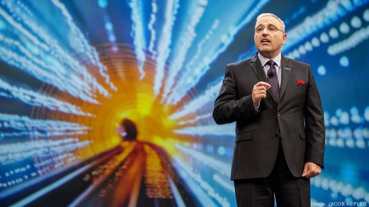 Hewlett Packard Enterprise to build new Houston campus due