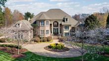 Masterfully Designed Lake Norman Estate