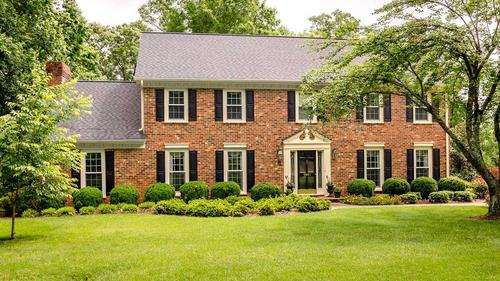 Gorgeous All Brick Home on Golf Course