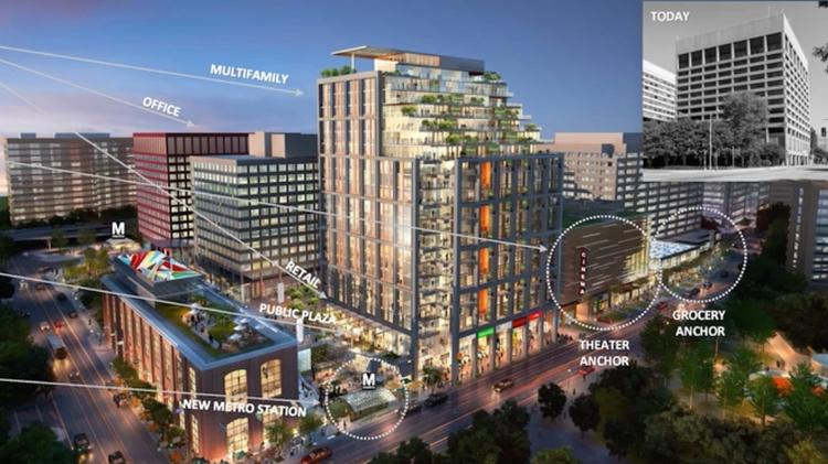Vornado Properties Crystal City