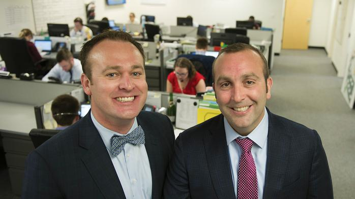 Staffing group moving to bigger office near Dublin, hiring 30