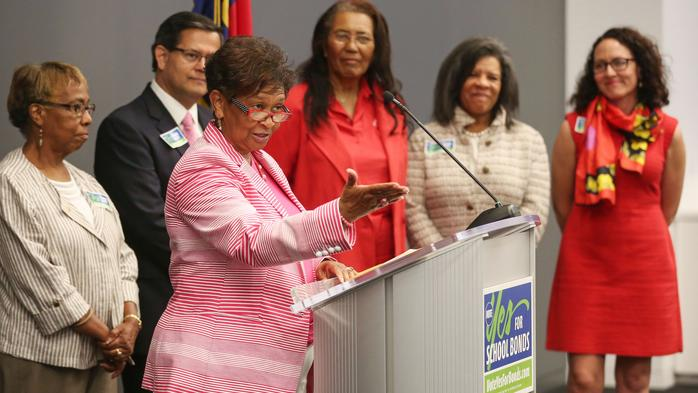 Charlotte Chamber launches billion-dollar school campaign
