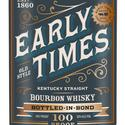 Early Times celebrates with special release