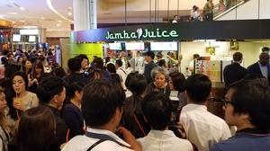 How Jamba Juice is blending in overseas growth