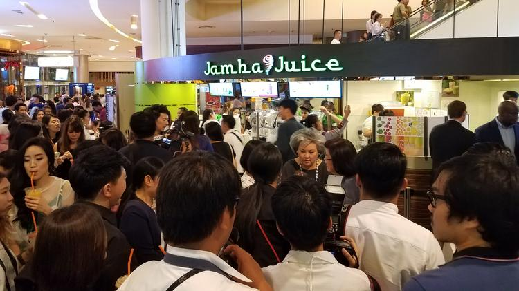 jamba juice growth strategy Jamba juice strategic plan  executive summary this report presents the strategic plan of jamba juice company jamba juice owns a chain of restaurant outlets within.