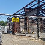 Work underway on R Street mixed-use project