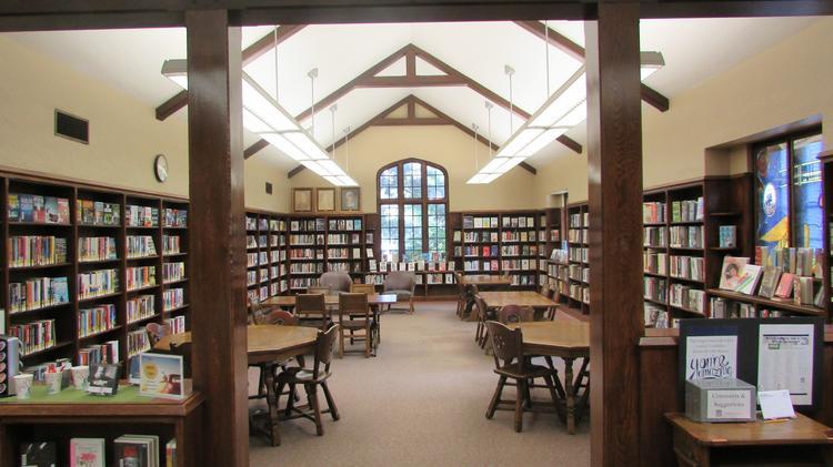 Oakwood Library To Embark On Renovations Dayton Business Journal