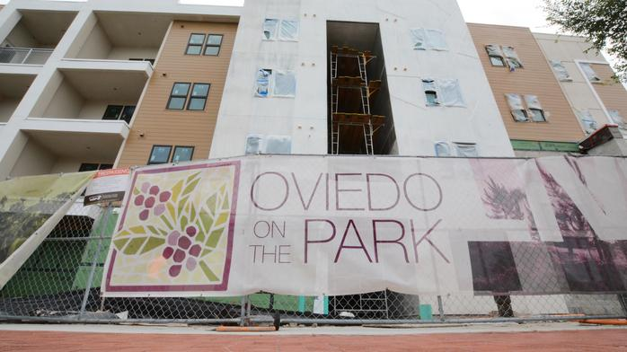 New apartments, retail and offices headed to Oviedo's town center