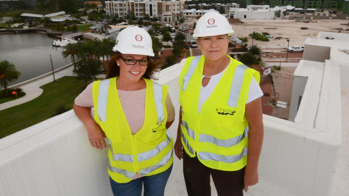 All hands on deck: How women can find their niche in construction