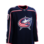 Here's a look at the Blue Jackets' new Adidas uniforms
