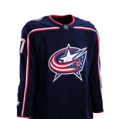 sports shoes b595f 0a6cf columbus blue jackets jersey 2017