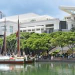 Hokulea boosts foot traffic for convention center, surrounding businesses
