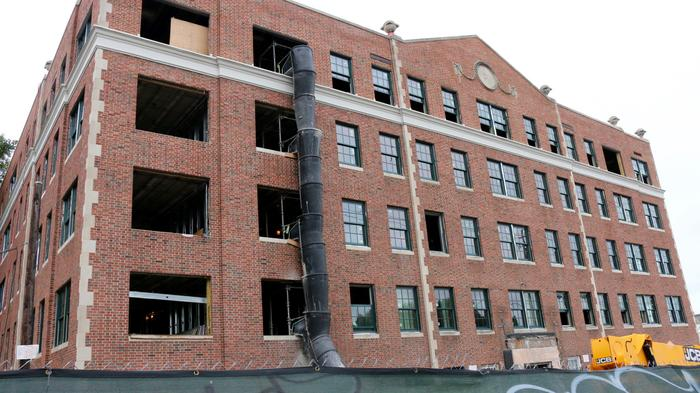 Clermont Hotel renovation progresses (SLIDESHOW)