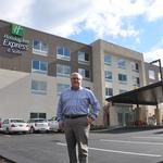 Holiday Inn Express and Suites opens along Northway corridor