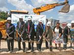 Philadelphia Housing Authority breaks ground on HQ relocation