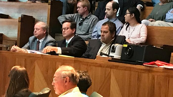 Neither side 'wins' after zoning board tables decision on Elmwood project