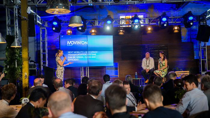 Automotive Minute: Movin'On conference takes on Trump, tackles mobility and sustainability (SLIDESHOW)