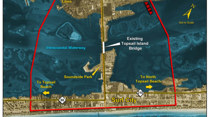 Tugboat firm fights NCDOT in court over popular Surf City bridge