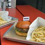 Hopdoddy partners with Silicon Valley startup to add 'Impossible' plant-based <strong>burger</strong> to menu (Video)