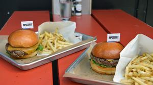 Hopdoddy partners with Silicon Valley startup to add 'Impossible' plant-based burger to menu
