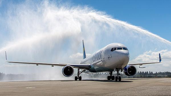 Condor Airlines Starts Flights Between Seattle And Munich