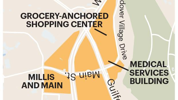Millis and Main open, Koury awaits grocer's go-ahead at Grandover