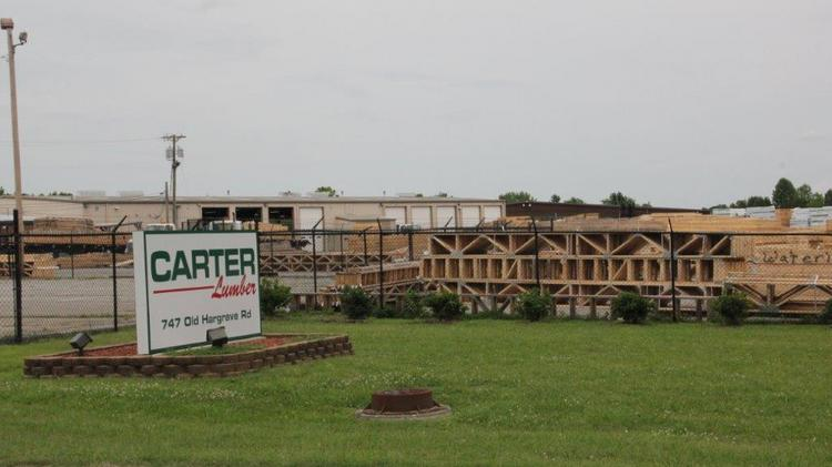 Building Supplier Carter Lumber Expanding Lexington