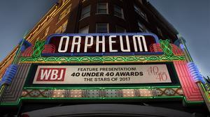 2017 40 Under 40 Awards