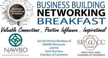 Business Building Networking Breakfast