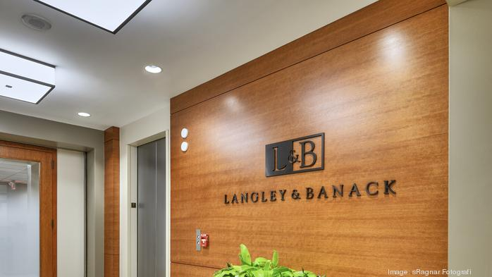 Langley & Banack add two floors to its main office