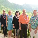 Business leaders talk pros and cons of tourism on Windward side