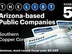Top of the Phoenix Lists: Arizona-based Public Companies
