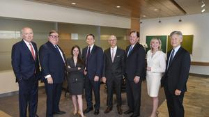 Legal shock and awe in Dallas: Inside Winston & Strawn's prominent talent haul