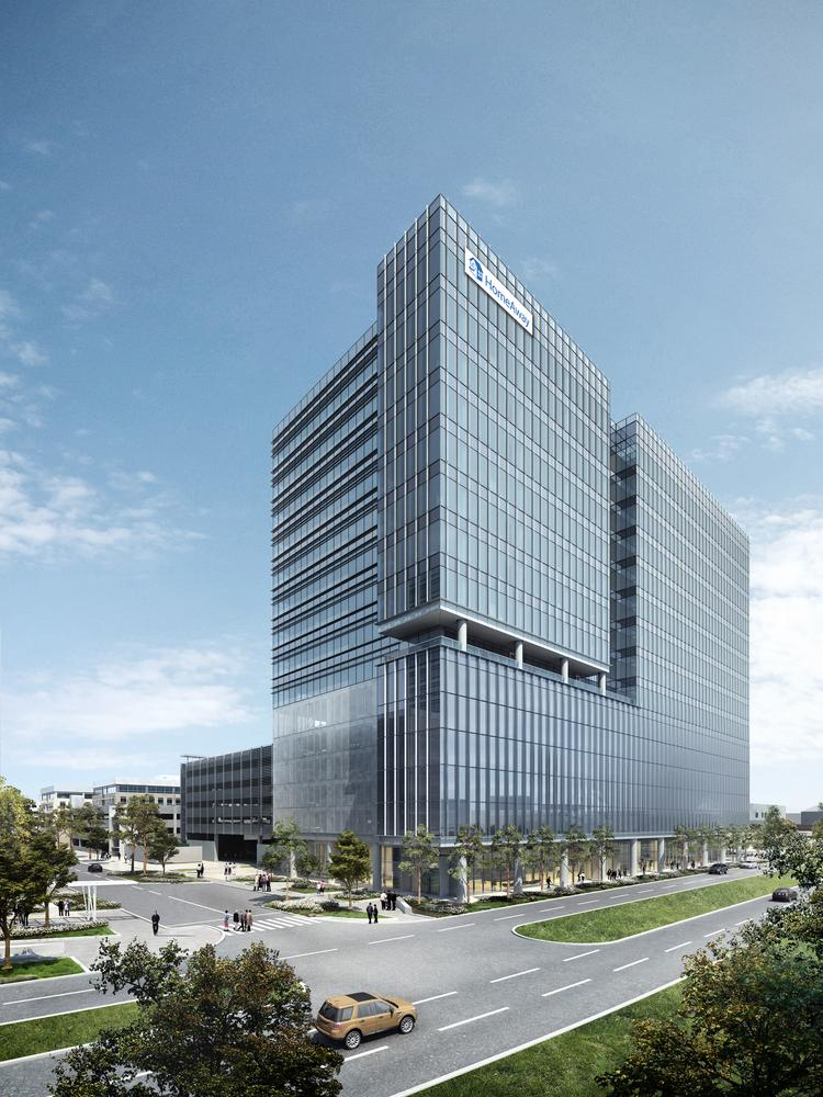 Expedia S Homeaway Leases Entire 16 Story Office Tower In Austin S