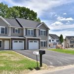 Check out these new upscale townhomes available in Bethlehem