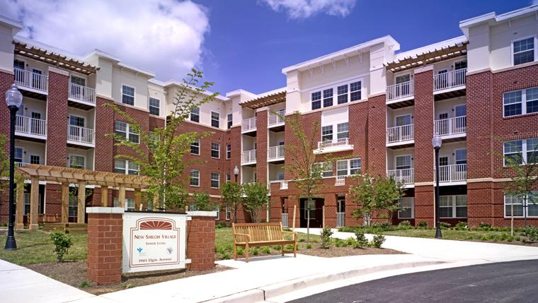 Low Income Apartments Baltimore