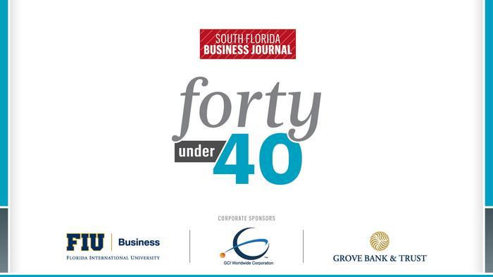 Biz Journal's 2017 40 Under 40 honorees - Part 1