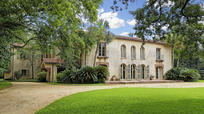 Photos: Noteworthy Houston home of late Tootsies founder for sale