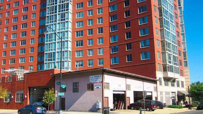 Capitol Riverfront holdout finally sells after the rest of the block has been developed