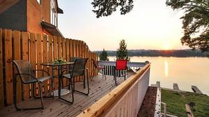 Belknap Beach Value ~ Sunsets Every Night ~ Private Docks