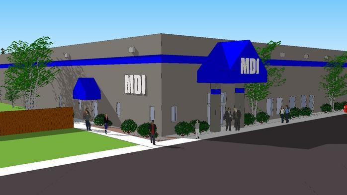 MDI building a $5 million manufacturing facility in Hibbing