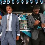 The Charlotte Hornets draft picks meet fans (PHOTOS)