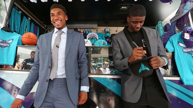 Former Kentucky player Malik Monk and former Florida State player Dwayne  Bacon were NBA drafted Thursday 3763c0ad8