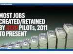The PILOT payoff: How the jobs saved or created compare to the area's average salary