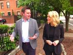 J.D. Vance and Megyn Kelly stroll through German Village in upcoming NBC interview