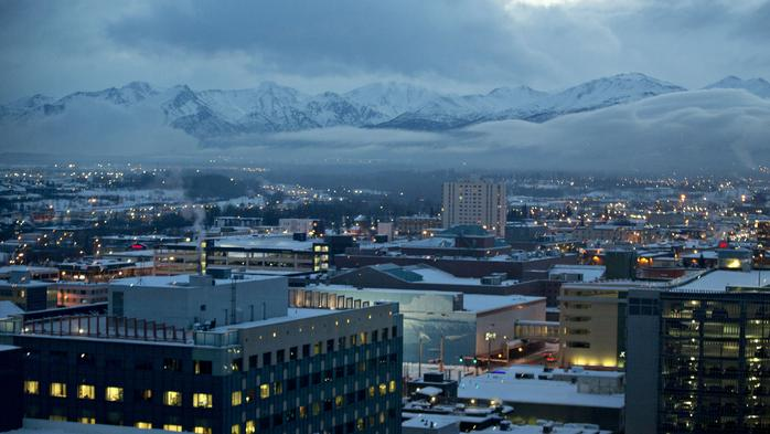 Law firm K&L Gates is closing its Anchorage office