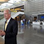 <strong>Moran</strong> in Wichita touts Senate bill as right way to extend the FAA