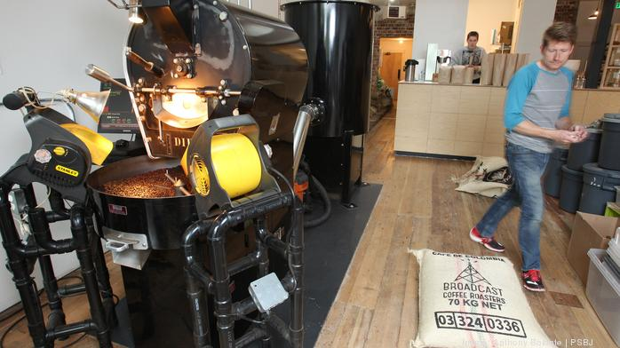 Broadcast Coffee finds the right blend in a saturated market