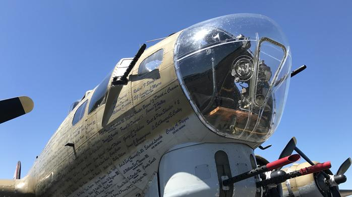 Museum of Flight hosts WWII bomber and fighter rides over Seattle (Photos)